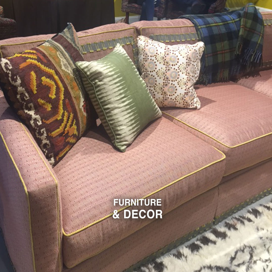 Decor and Furniture Sourcing available from Colleen Designs It, La Crosse WI